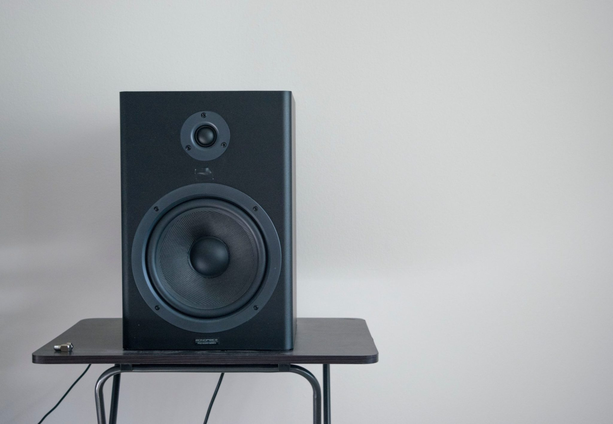 """""""The Only Thing That Matters Is What Comes Out Of The Speakers"""""""